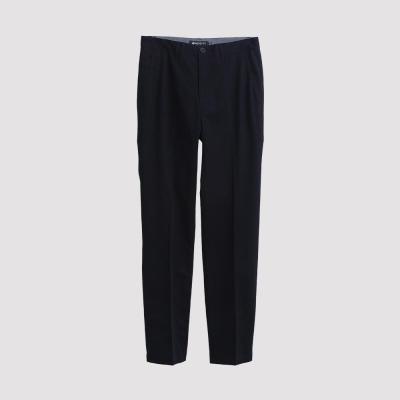 Hang Ten - 男裝 - 基本純色休閒褲 - 黑