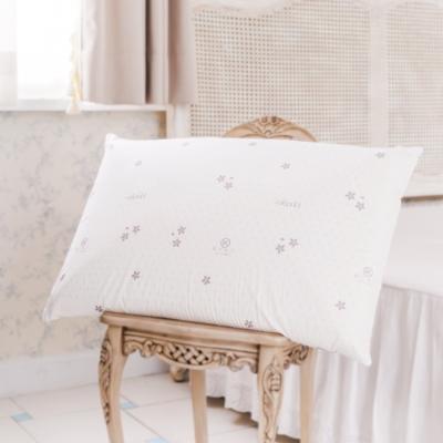 鴻宇HongYew 美國棉授權 防蹣抗菌加大型乳膠枕