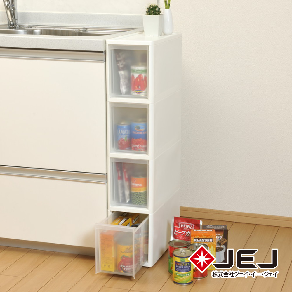 日本JEJ SLIM系列 小物抽屜櫃 M4