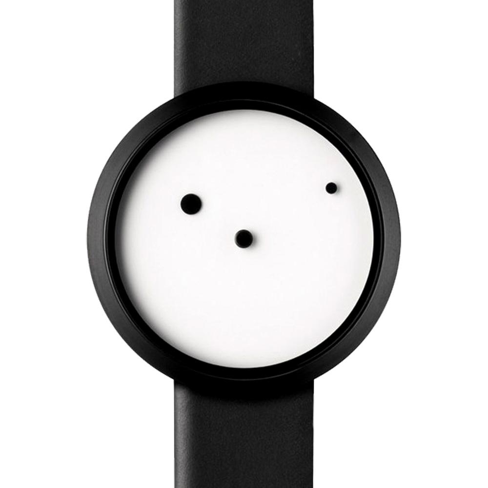 NAVA DESIGN Ora Lattea 時尚腕錶-白42mm