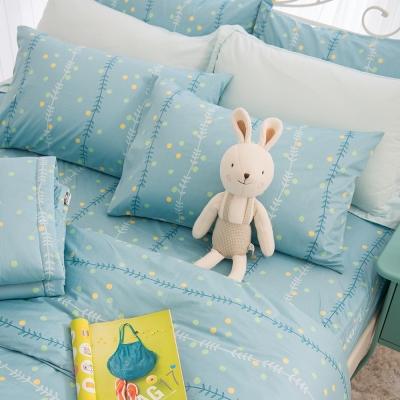 OLIVIA  Florence  加大雙人床包枕套三件組