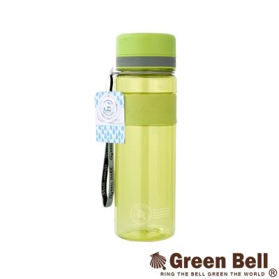 GREEN BELL綠貝直身防滑水壺800ml(綠色)