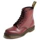 Dr.Martens-經典8孔馬汀馬丁靴-櫻桃紅R11822600 product thumbnail 1