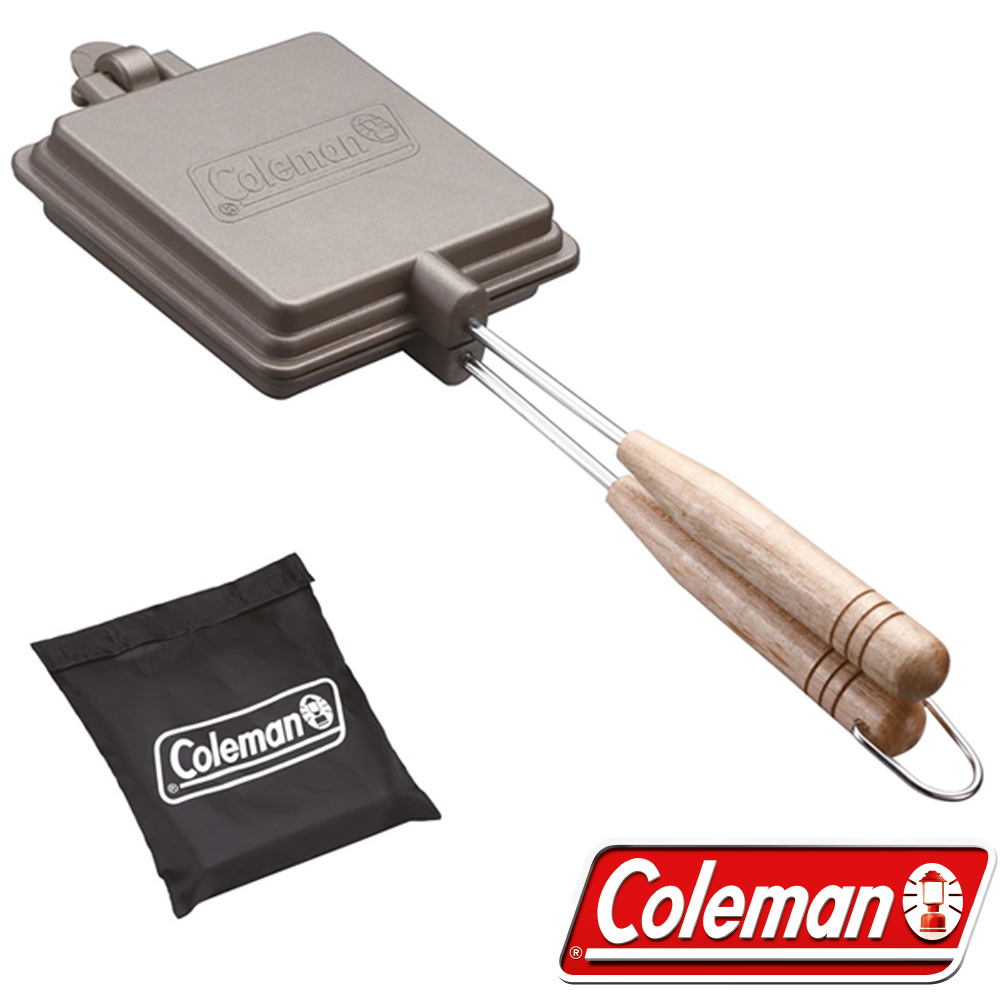Coleman 炭烤三明治夾/三明治烤盤/烤派夾 9435