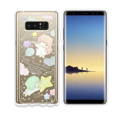 雙子星 Samsung Galaxy Note 8 氣墊空壓殼(流星)