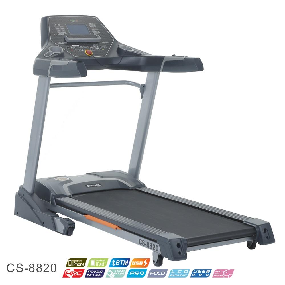 【強生Chanson】CS-8820 i 跑步電動跑步機