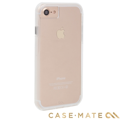 美國 Case-Mate iPhone 8 / 7Naked Tough - 透...