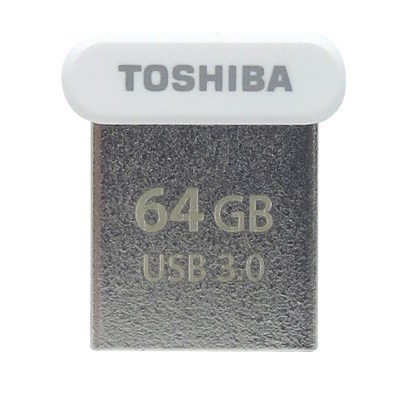 Toshiba Towadako 64GB 白 USB3.0 隨身碟