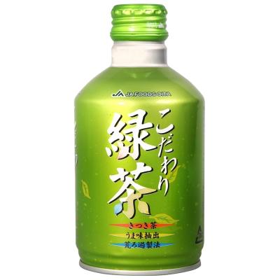 JAfoodsoita 綠茶飲料(275ml)