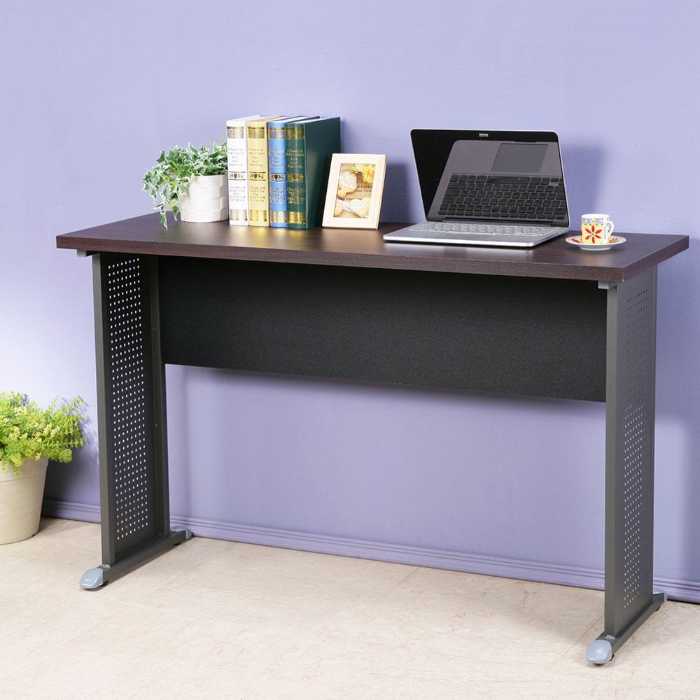 Homelike 皮特工作桌-加厚桌面-120x40x74cm