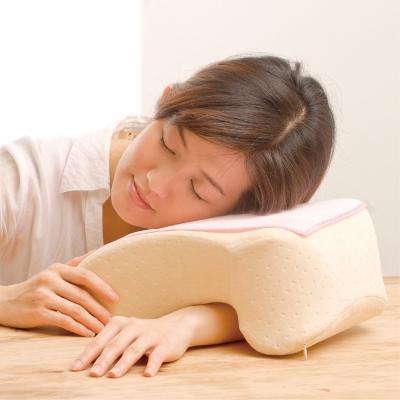 日式多功能記憶舒眠枕