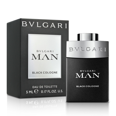 Bvlgari寶格麗-當代冰海男性古龍淡香水小香