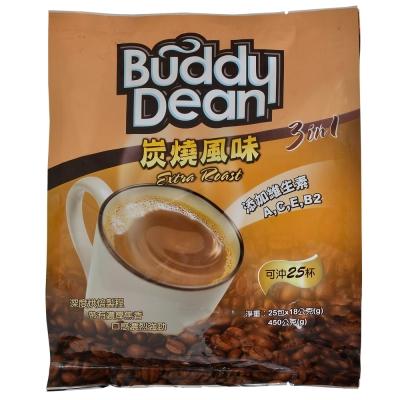 Buddy Dean 巴迪三合一咖啡-炭燒風味(18gx25入)