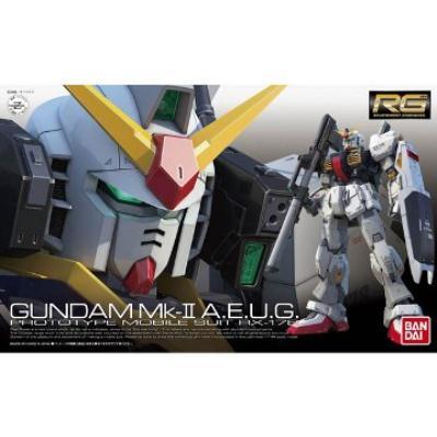 【BANDAI】GUNDAM鋼彈/RG 1/144 RX-178/MK2鋼彈(幽谷) 08