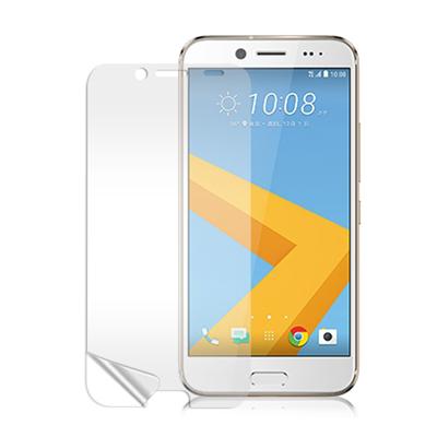 Monia HTC 10 evo 5.5吋 高透光亮面耐磨保護貼
