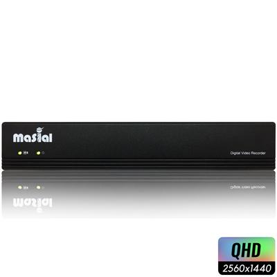奇巧 1080P 8路4聲 五合一混搭型遠端網路監控錄影主機(支援1440P)