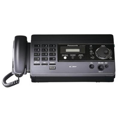 全新 國際牌 Panasonic 感熱紙傳真機 KX-FT508TW 公司貨 鈦金屬黑色