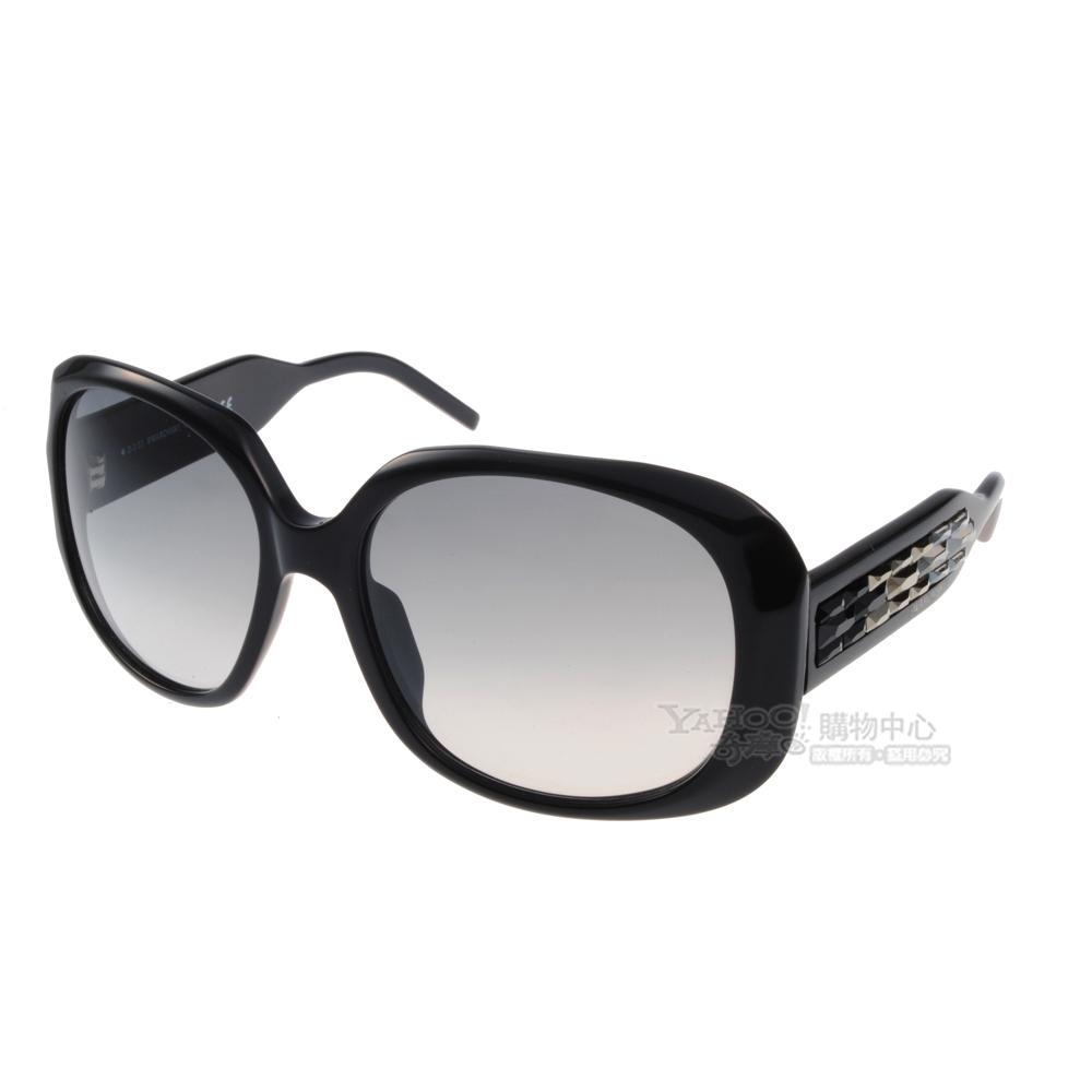 SWAROVSKI太陽眼鏡 奢華極品#黑SW8 01B