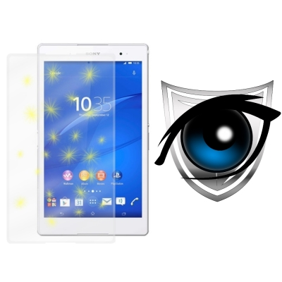 D&A SONY Xperia Z3 Tablet Compact日本9H 藍光增豔螢幕貼
