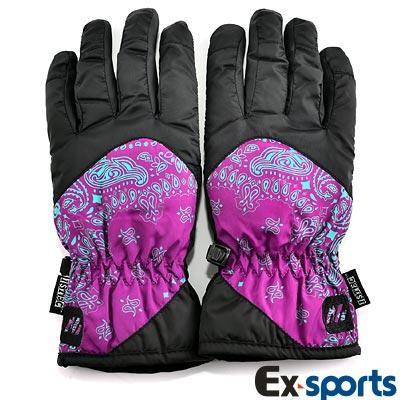 Ex-sports 防水保暖手套 超輕量多功能(女款-7349)