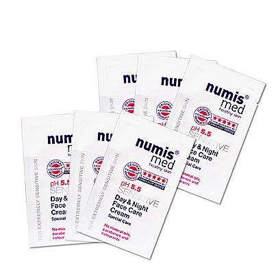 德國Numis med樂美思PH5.5極致修護凍齡霜隨身包8ml*6