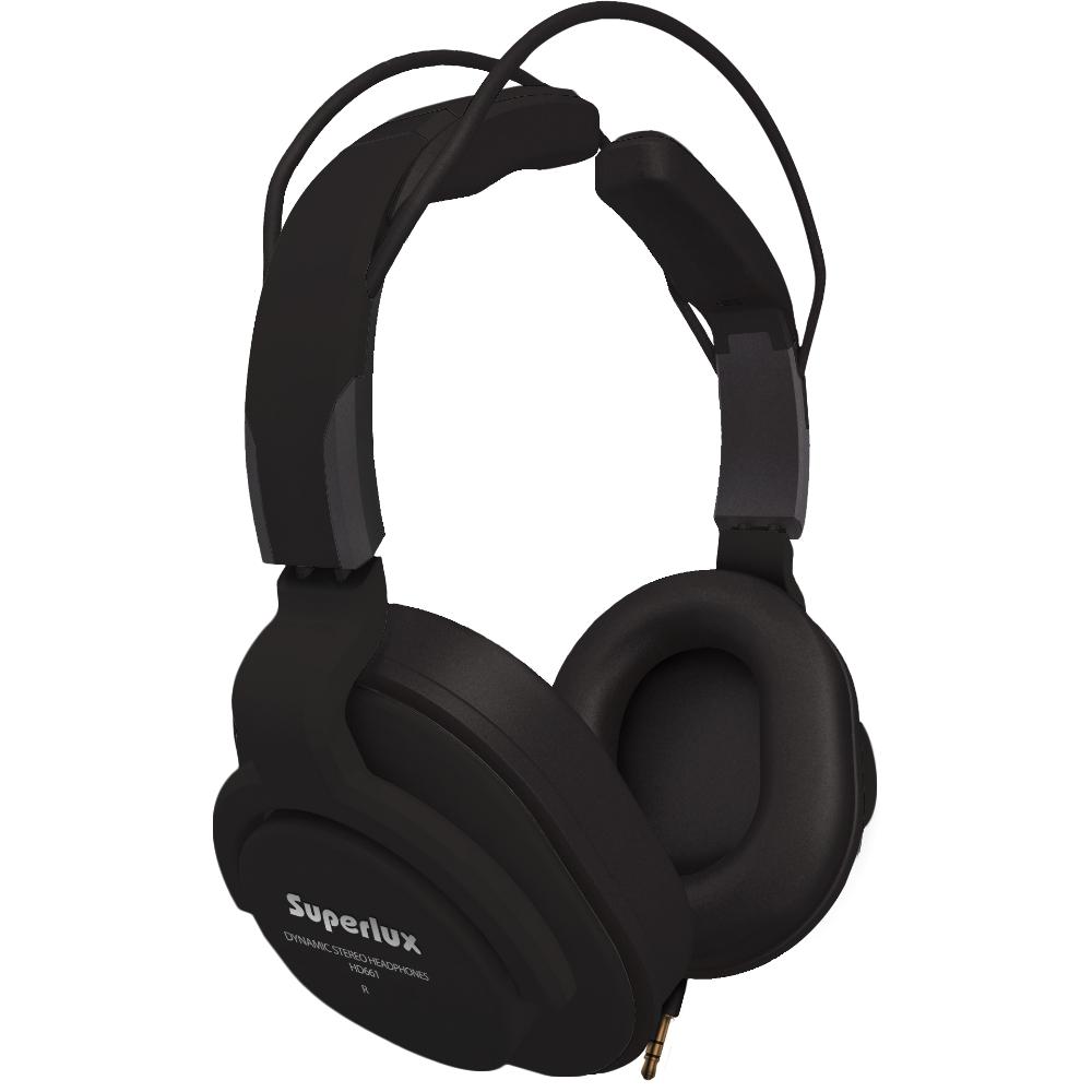 Superlux專業監聽級耳機HD661