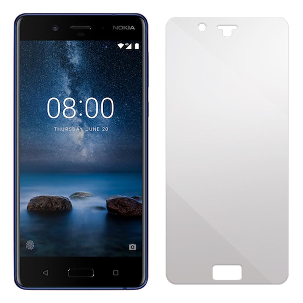 Metal-Slim Nokia 8 9H鋼化玻璃保護貼