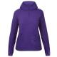 【Berghaus 貝豪斯】女款PRISM刷毛保暖連帽 上衣H51FC6紫 product thumbnail 1