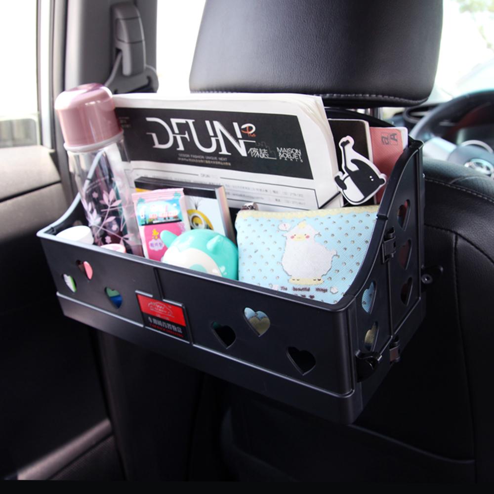 Conalife 車用折疊椅背收納盒(1入)