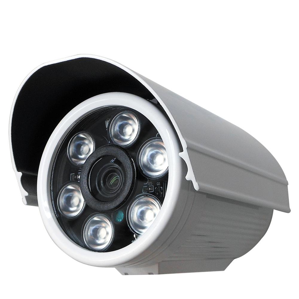 監視器攝影機-奇巧 CVI 1080P SONY 200萬數位類比雙模6陣列燈