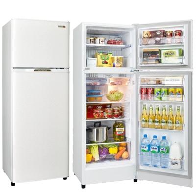 聲寶250L經典品味雙門電冰箱SR-L25G(W2)典雅白