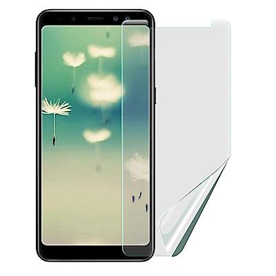 XM 三星 Samsung Galaxy A8(2018版) 防眩光霧面耐磨保護...