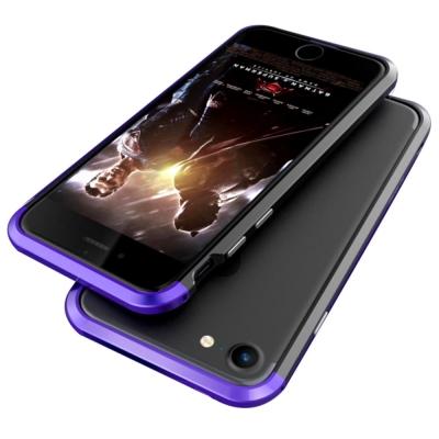 The tree iPhone 7 Plus新亮劍系列扣式雙料鋁合金邊框