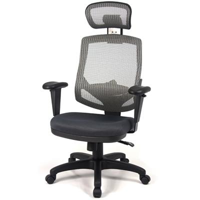 【aaronation】愛倫國度 多功能電腦椅 - (i-135HSGA)