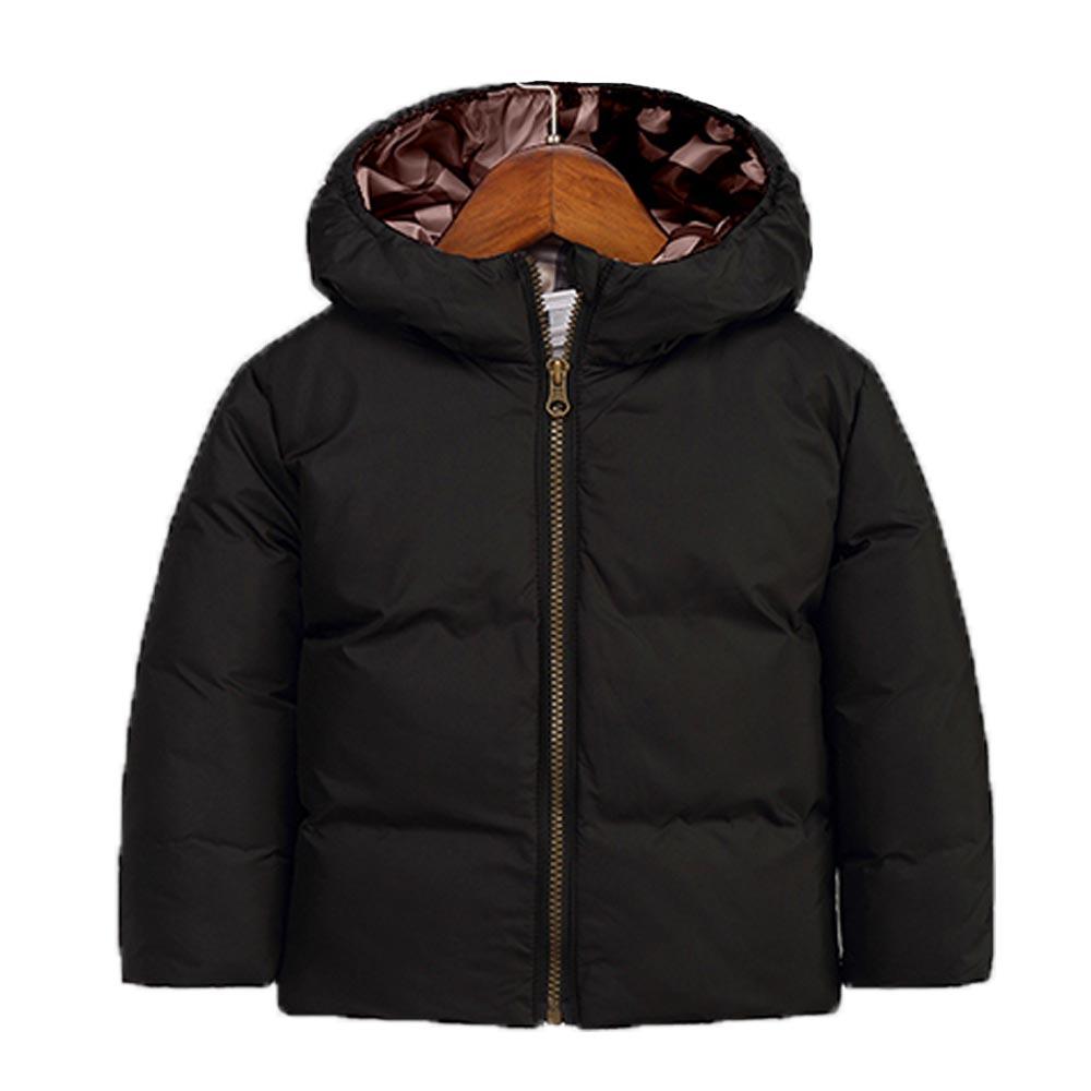 輕量極保暖80%羽絨外套 黑 k60462