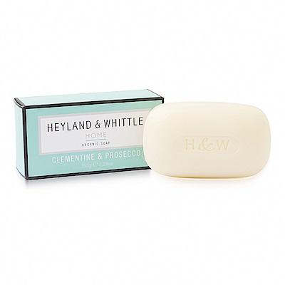 H&W英倫薇朵 甜橙香檳手工香氛皂(植萃)150g(2020.11)