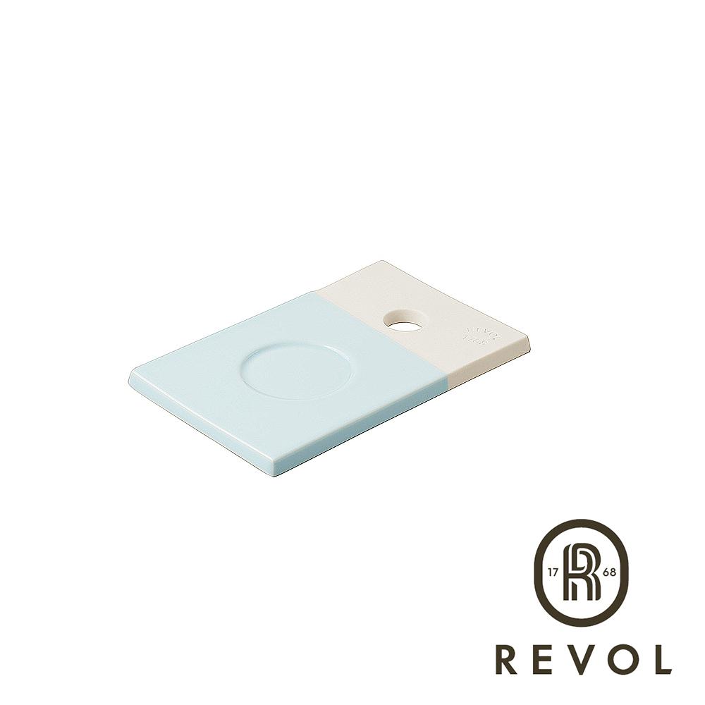 法國REVOL Color Lab 雙色底碟(藍)