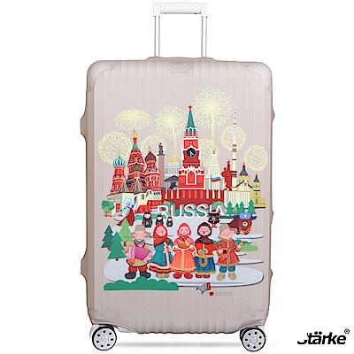 Starke 26-29吋高彈性行李箱套 -俄國娃娃