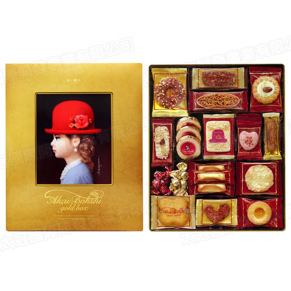 Tivolina高帽子 金帽禮盒(746g)
