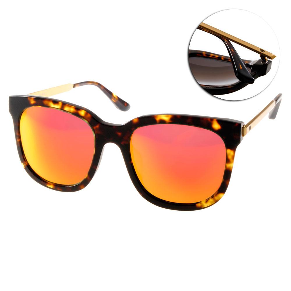 Go-Getter太陽眼鏡 韓系必備/琥珀-水銀紅橘#GS1018 DEOM