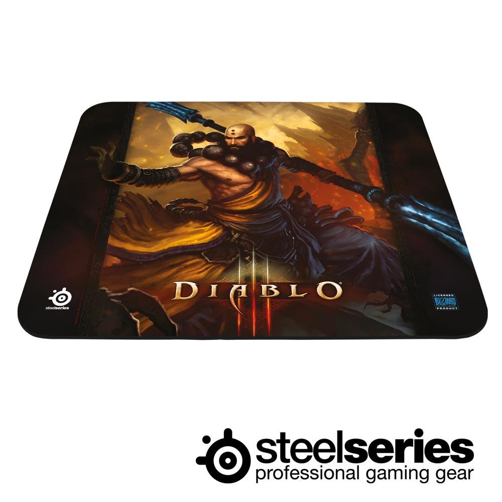 SteelSeries QCK Diablo III Monk 鼠墊(僧侶)