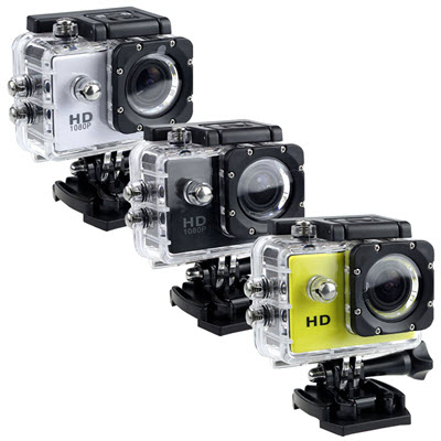 S-SHOT  1080 P高畫質運動攝影機