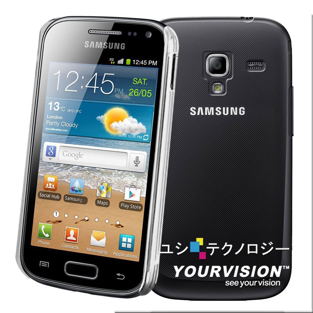 Samsung GALAXY Ace 2 i8160 超耐塑晶漾高硬度(薄)保護殼