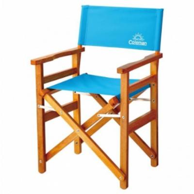 COLEMAN 經典木椅 綠松石