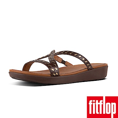 FitFlop STRATA SLIDE SANDALS 咖啡