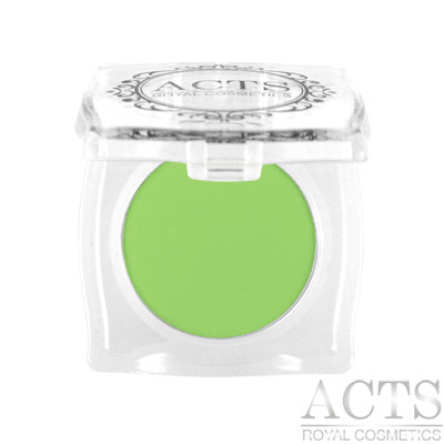 ACTS維詩彩妝 霧面純色眼影 淺綠4302
