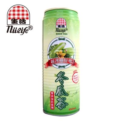生活-冬瓜茶-490mlx24入