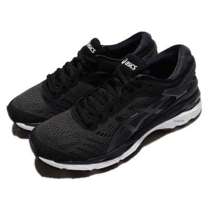 Asics 慢跑鞋 Kayano 24 運動 女鞋