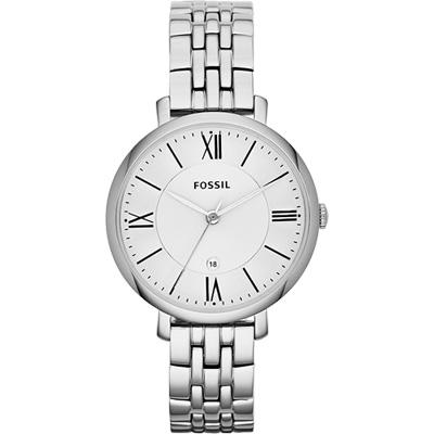 FOSSIL 羅馬風尚仕女腕錶-36mm