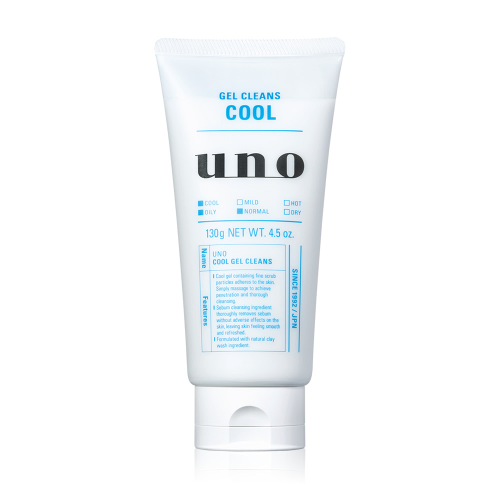UNO冷砂洗顏凝膠130g